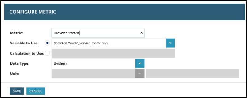Create WMI-based Custom Monitoring Services