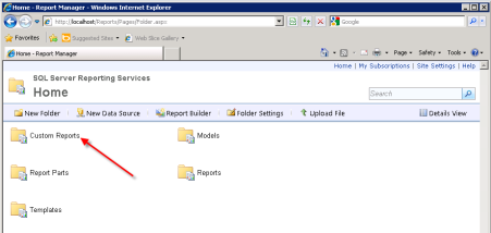 Migrate Report Manager to a new server